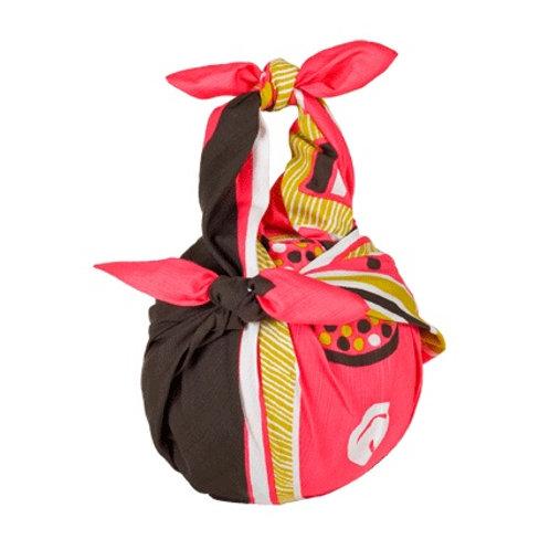 FUROSHIKI 90cm -Kotka Pink-