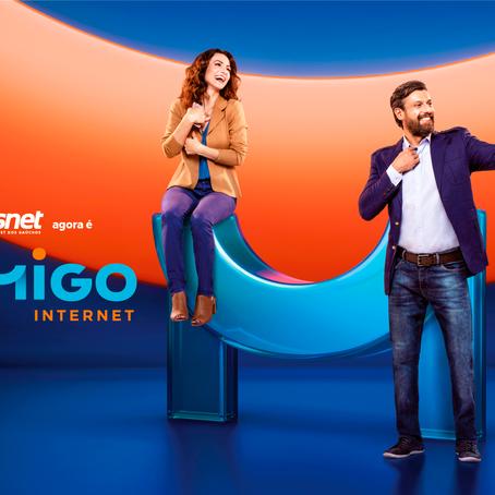 Com foco na consolidação do mercado de Internet a Gaúcha TecPar unifica GPSNet e Amigo!