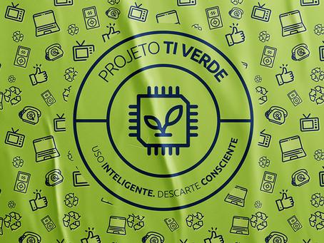 Projeto desenvolve consciência sobre descarte de lixo eletrônico
