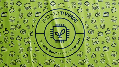 Projeto visa desenvolver a consciência coletiva sobre os cuidados com o descarte de lixo eletrônico!
