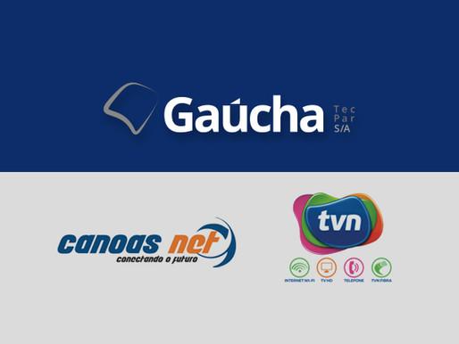 Gaúcha TecPar unifica Canoas Net e TVN Multitel