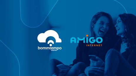 Gaúcha TecPar unifica Bommtempo e Amigo Internet!