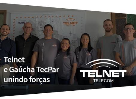 Gaúcha TecPar unifica Telnet de Alegrete