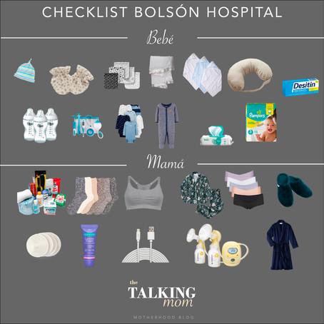 ¿Qué empacar para la clínica?