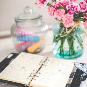 8 Hábitos para ser una mamá organizada