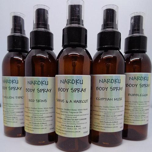 NAROKU - Body Spray 125ml