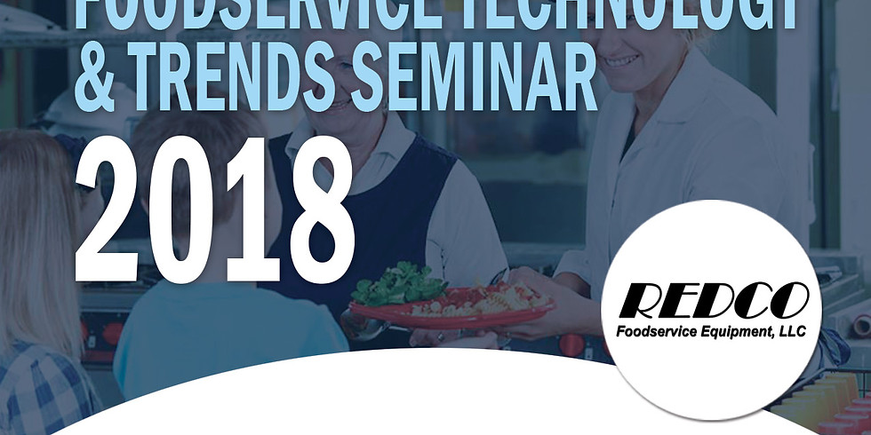 Foodservice Technology & Trends Seminar (2/27)