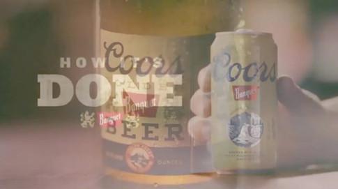Coors Banquet Beer Sean Thonson Director