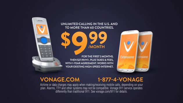 Vonage - Director Craig Brownrigg Hungry