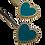 Thumbnail: Grampo Coração Verde