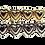 Thumbnail: Fivela Corações Dourada