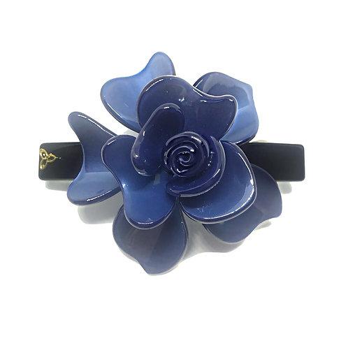 Fivela Flor Azul