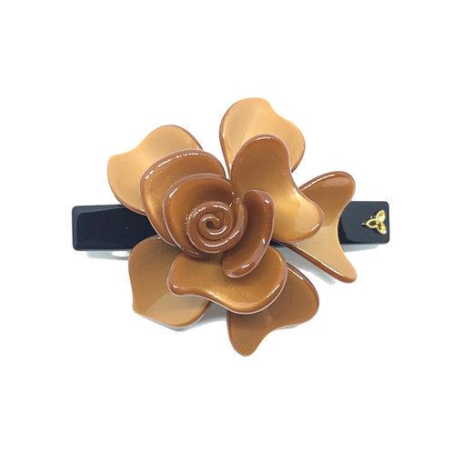 Fivela Flor Gold