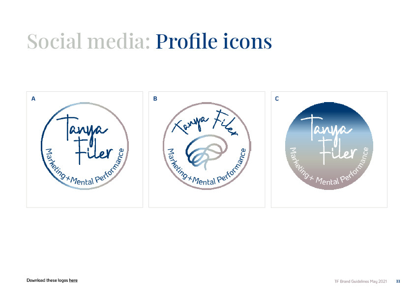 TF Brand Guidelines