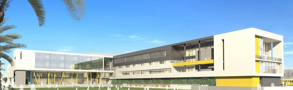 Arcadia Secondary School, Dubai, UAE