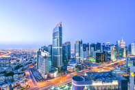 Qatar Petroleum District, Doha, Qatar