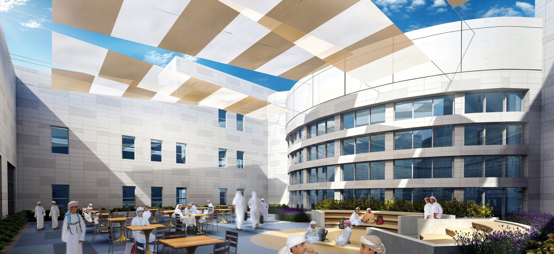 ADEC Future School, Abu Dhabi, UAE