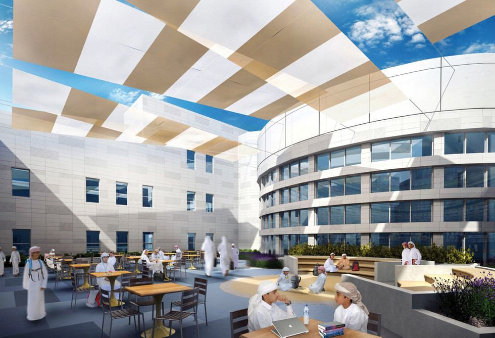 ADEC Future School, Abu Dhabi, UAE