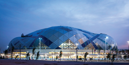 Lusail Multipurpose Hall, Doha, Qatar