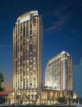VIDA Hotel, Dubai, UAE