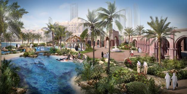 Emirates Dolphin Habitat, UAE