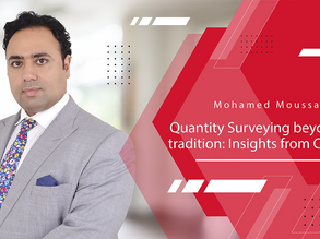 Quantity Surveying beyond the tradition: Insights from C-Quest