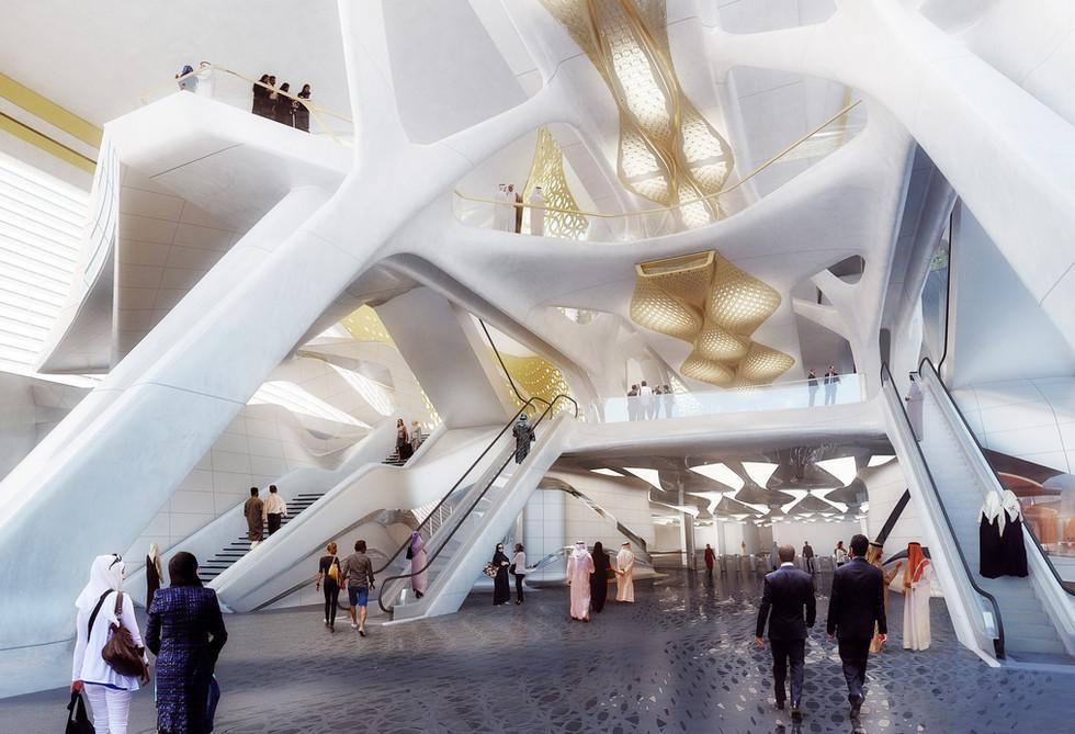 King Abdullah Monorail System, KSA