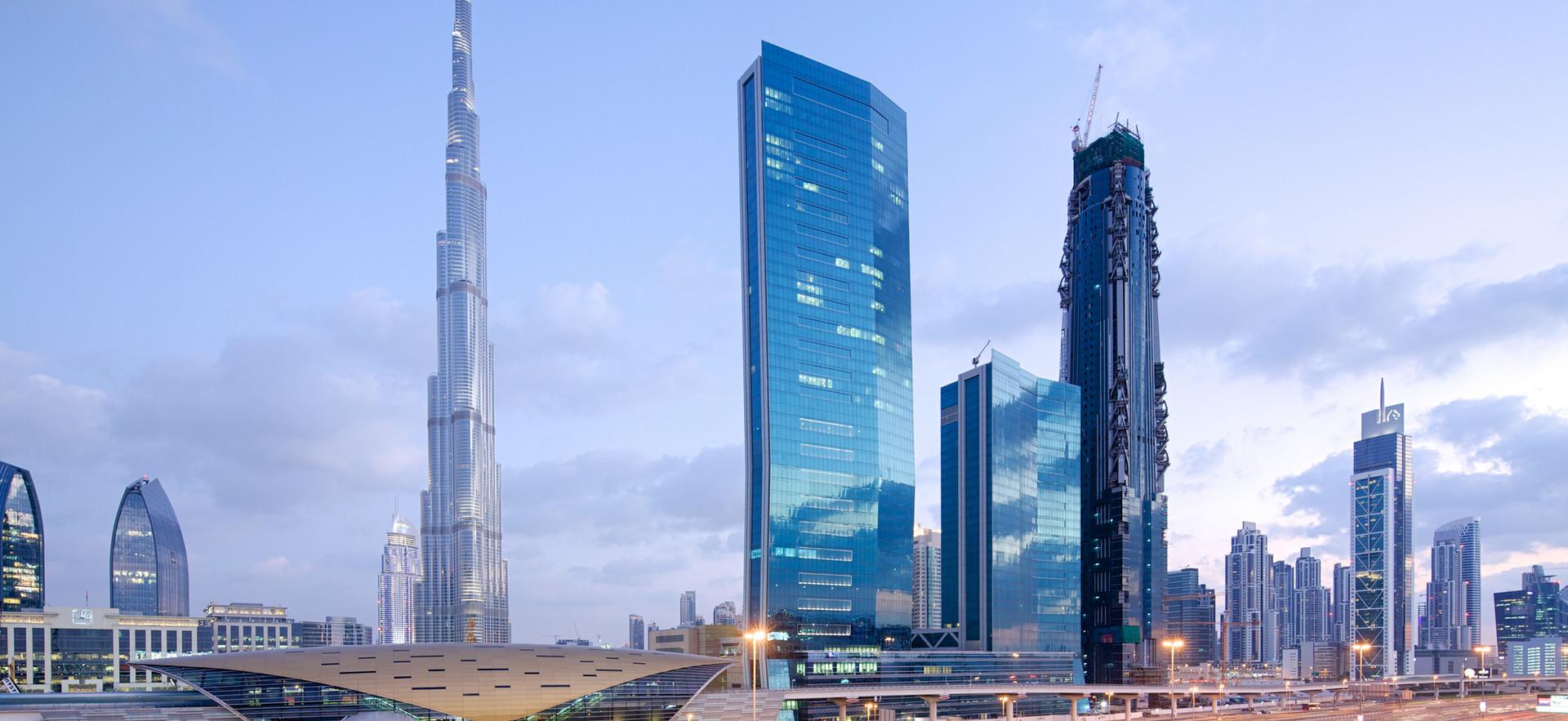 Sofitel Dubai Downtown & 48 Burj Gate