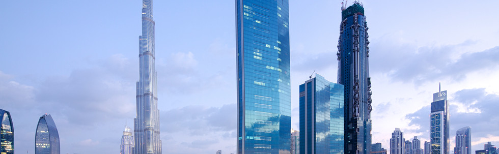 Sofitel Dubai Downtown & 48 Burj Gate
