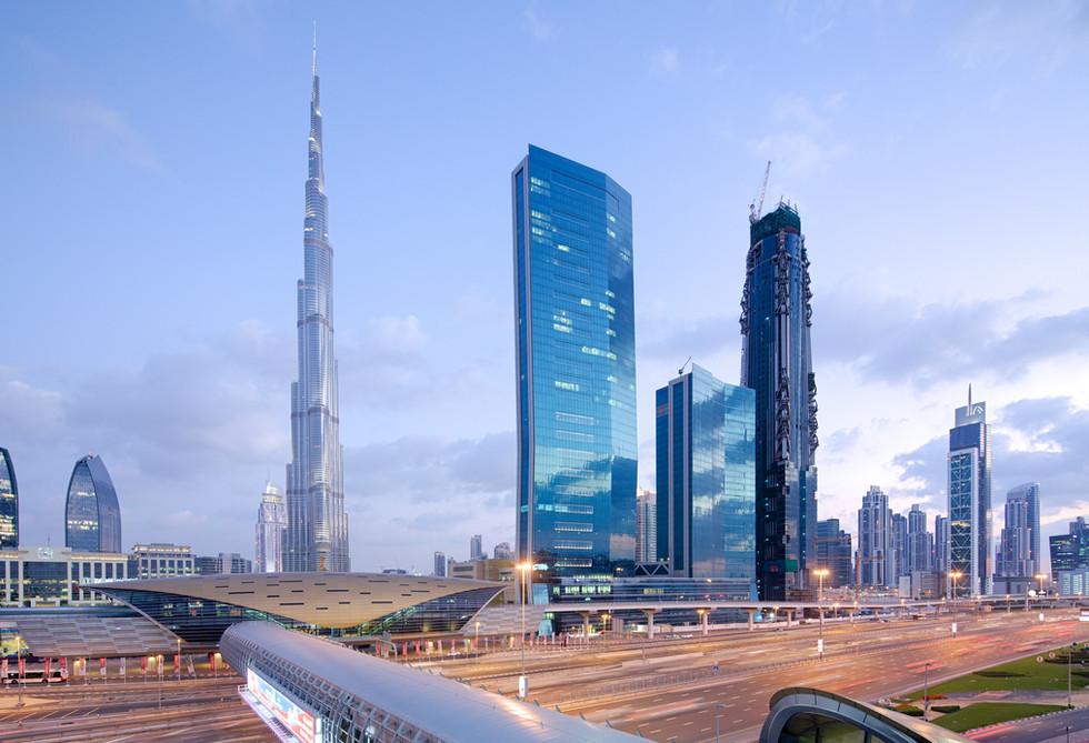 Sofitel Dubai Downtown, UAE