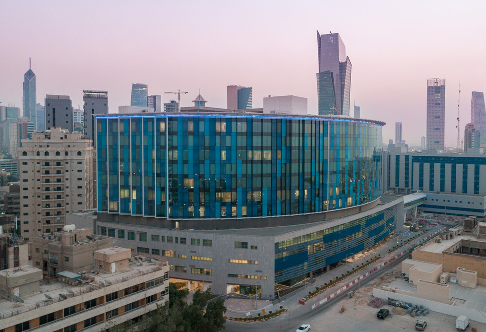 Amiri Hospital, Kuwait