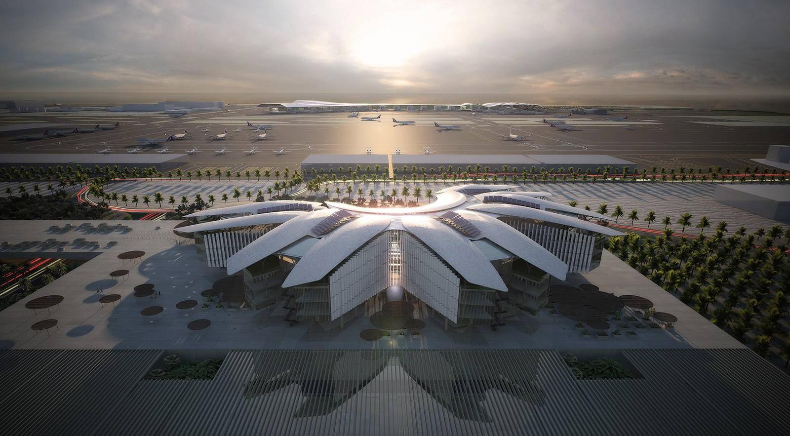 QCAA Headquarters, Qatar