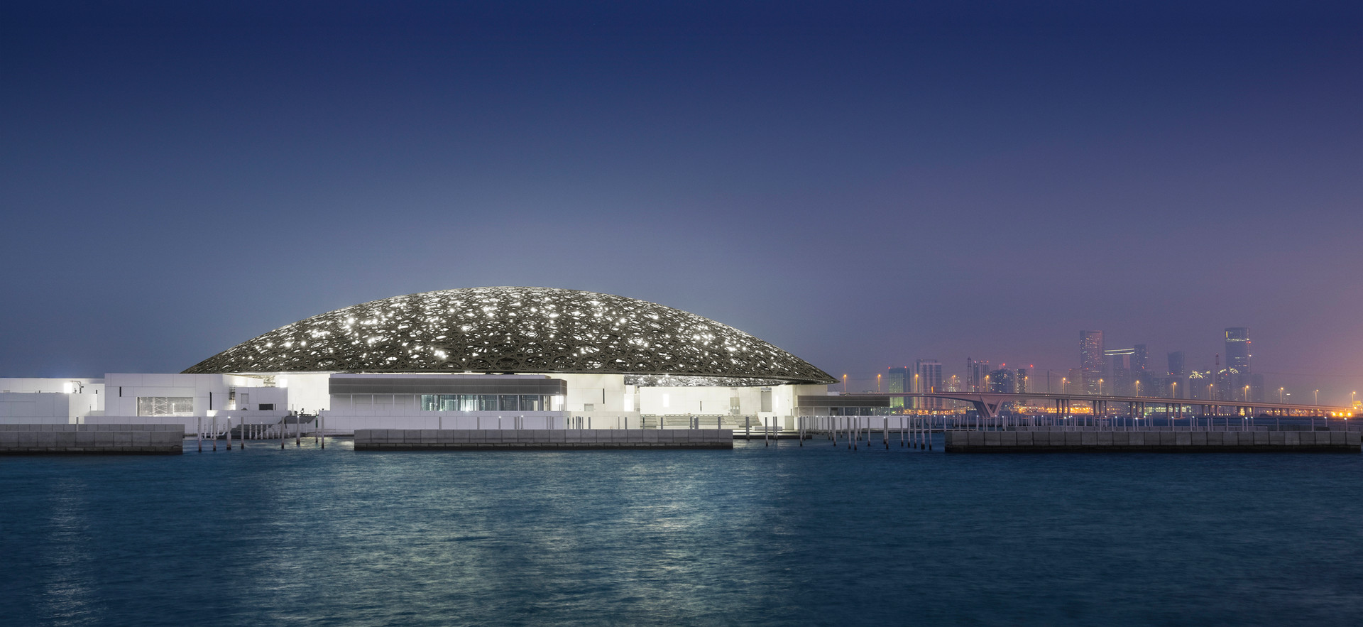 The Louvre, Abu Dhabi, UAE
