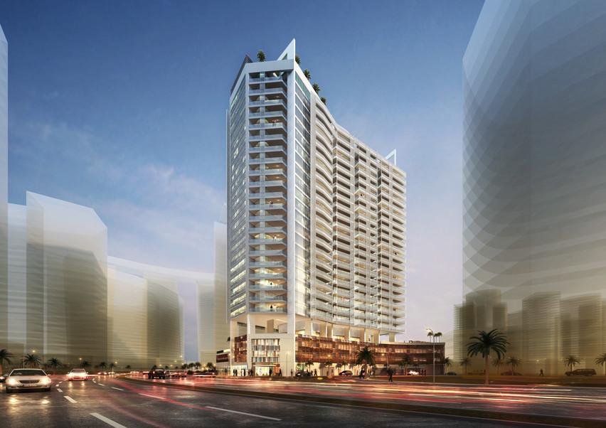 Morina Tower, Abu Dhabi, UAE