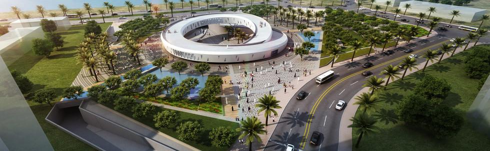 Citygate Park & Parking Complex, Qatar