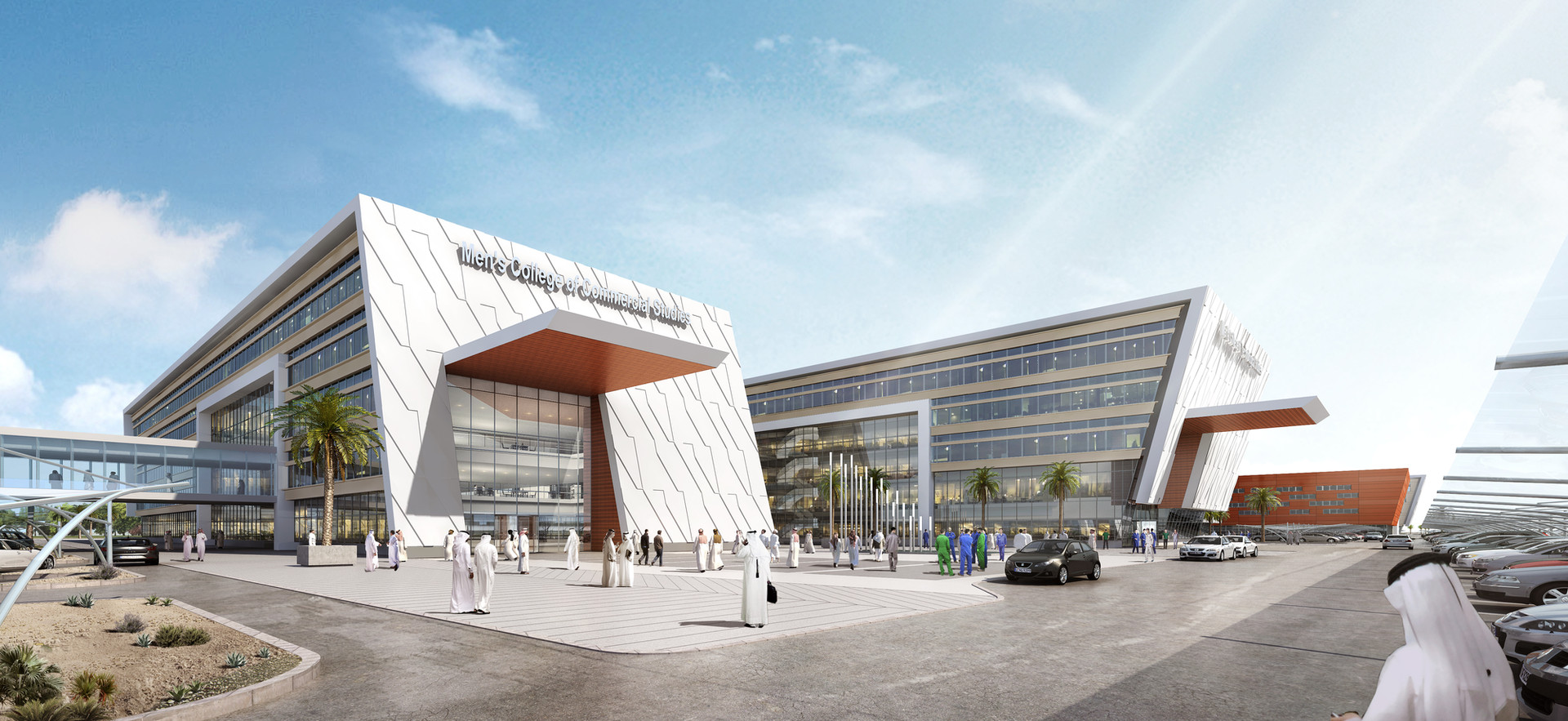 New Colleges for PAAET, Kuwait
