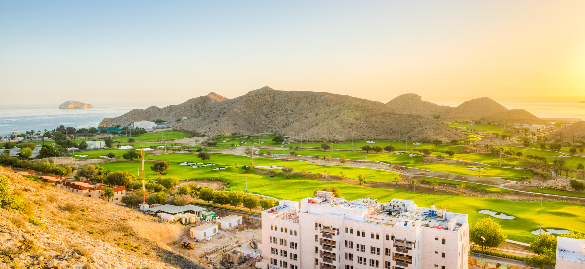Ras Al Hamra Golf Club, Oman