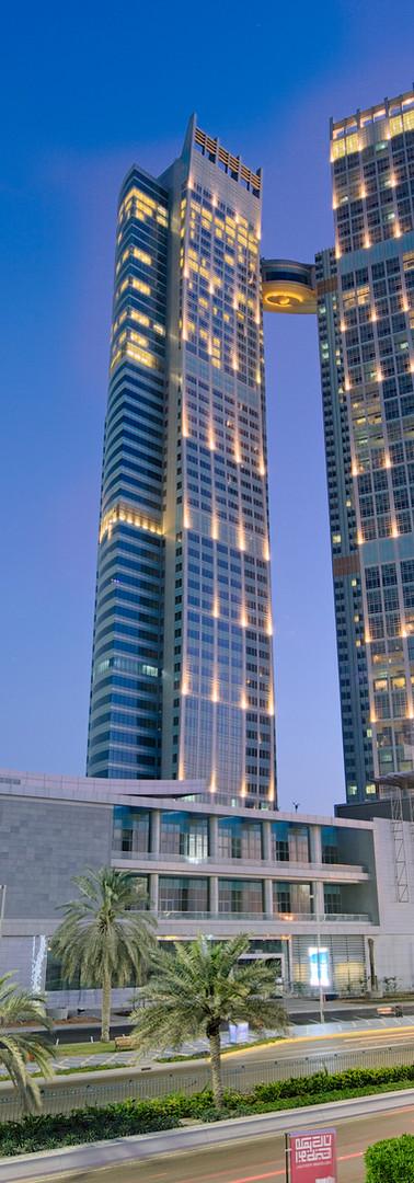 Nation Towers, Abu Dhabi, UAE