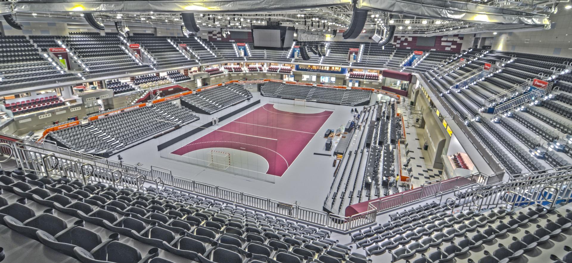 Ali Bin Hamad Al-Attiyah Arena, Qatar