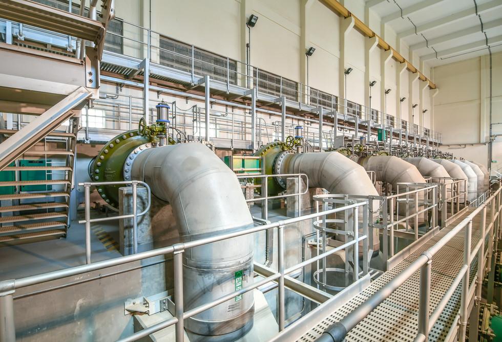 Sewage Treatment Plant, North, Qatar
