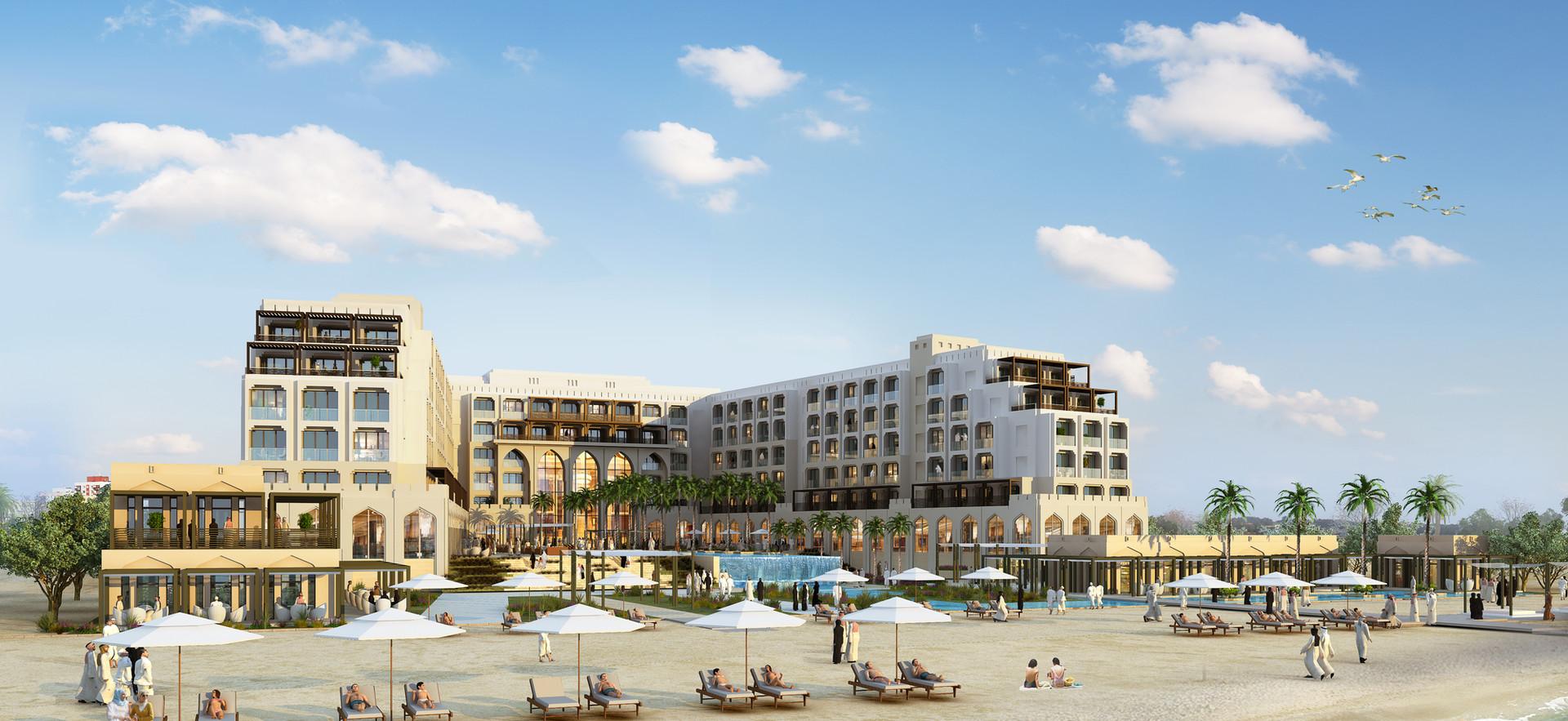 Mixed Use Development, Muscat, Oman