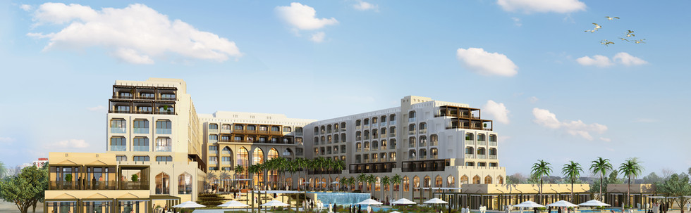Mixed Use Development, Muscat, Oman
