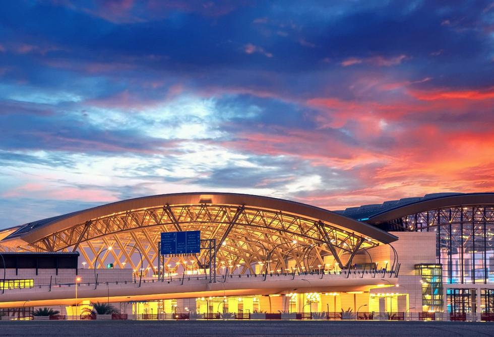 Muscat International Airport, Oman