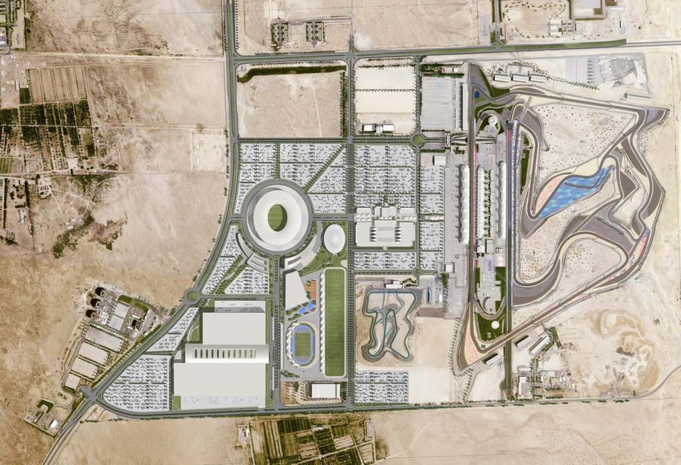 Sakhir Stadium, Bahrain