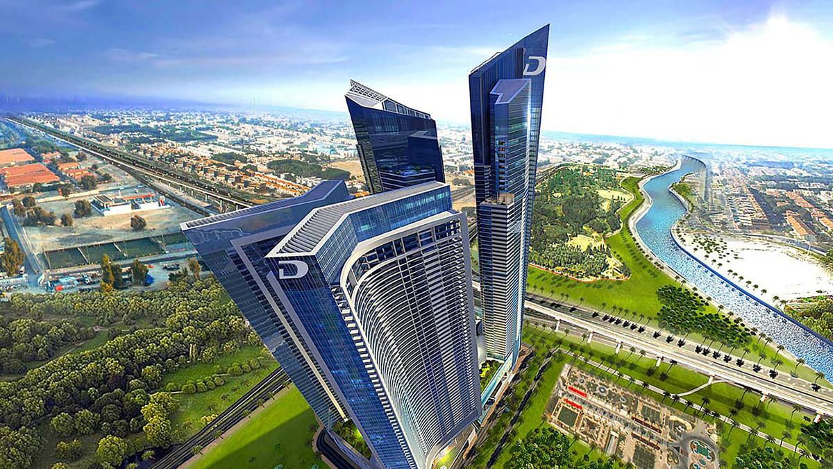 DAMAC Aykon Towers, Dubai, UAE