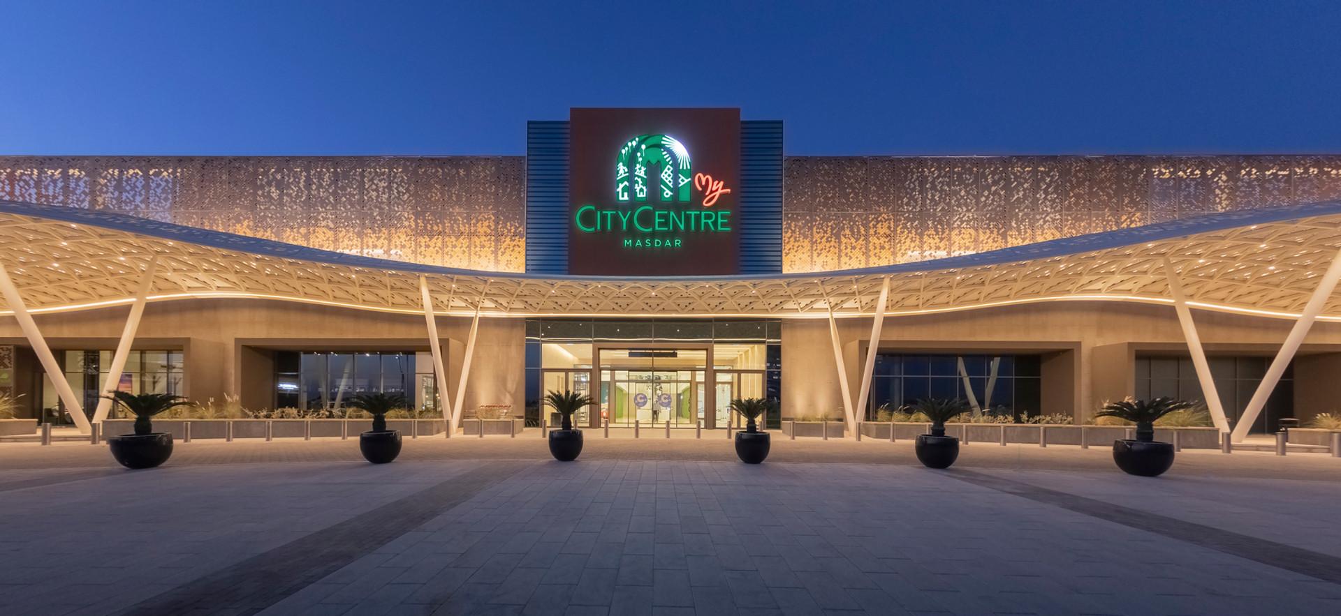 My City Center, Abu Dhabi, UAE