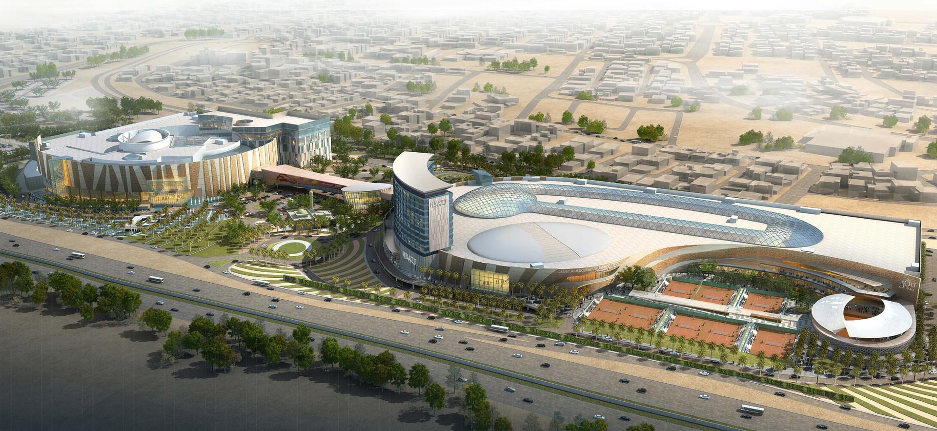 International Tennis Complex, Kuwait