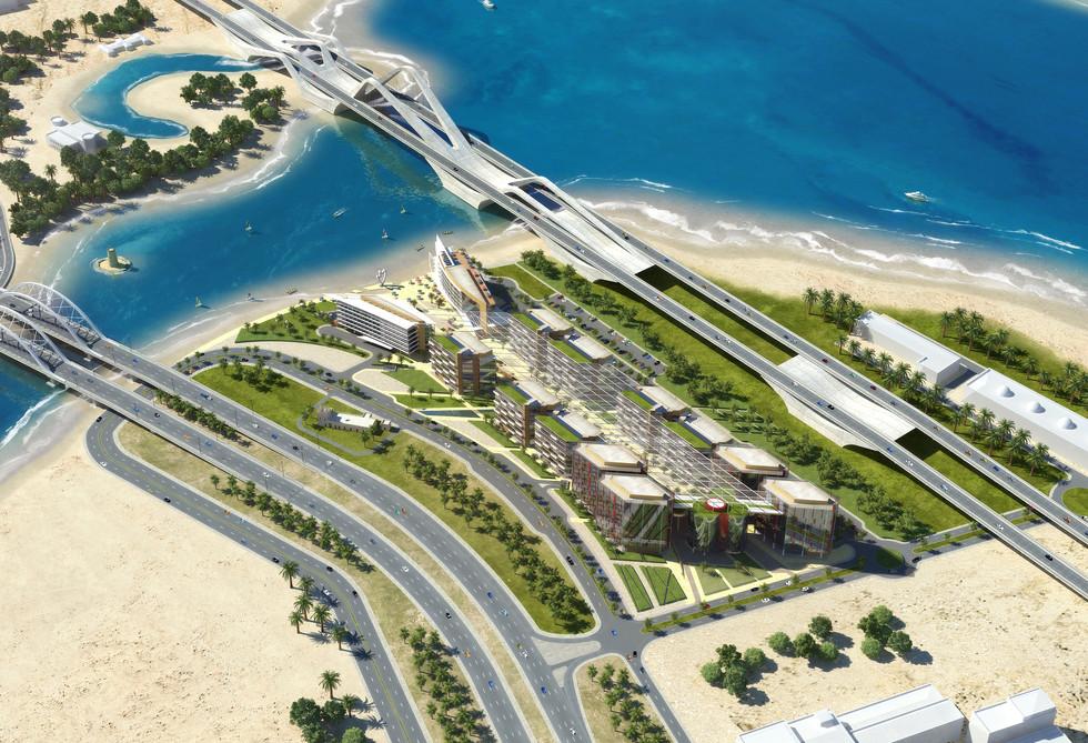Zayed Bay, Abu Dhabi, UAE