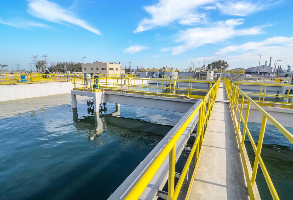 Wastewater Treatment Plant, Qatar