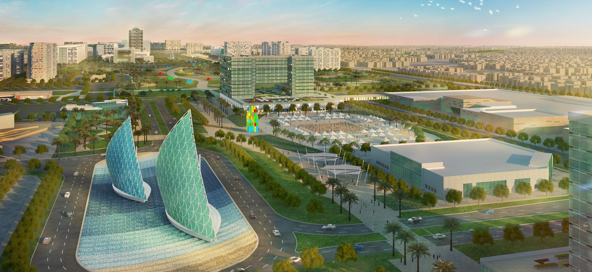 Sabah Al-Ahmad City, Kuwait